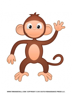 Chip The Monkey